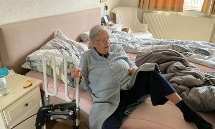 Bedbeugel: makkelijker verplaatsen in en om het bed