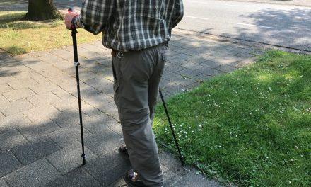 Nordic Walking of wandelstokken bij balansproblemen