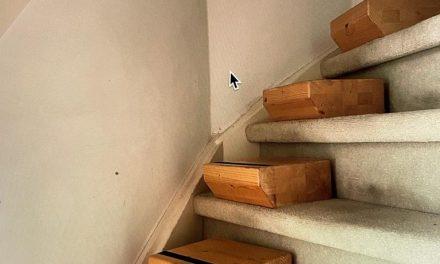 Moeite met traplopen? Easysteppers een fithoudend alternatief voor traplift.