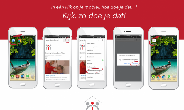 Samen Beter Thuis (web)app