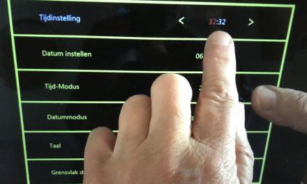 Digitale kalenderklok handig bij geheugenproblemen of dementie