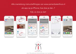 maak een app met een i-phone